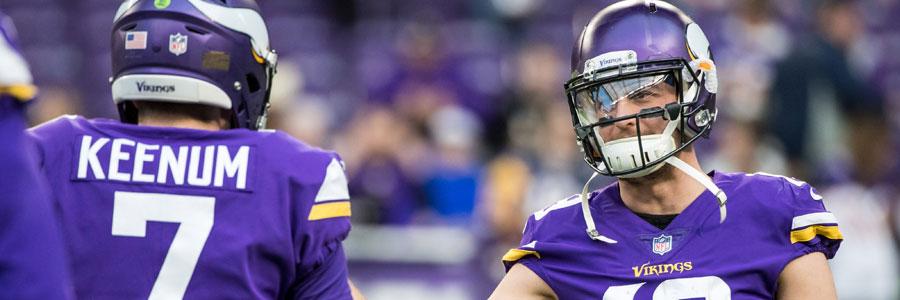 Minnesota Vikings 2018 Postseason Betting Analysis