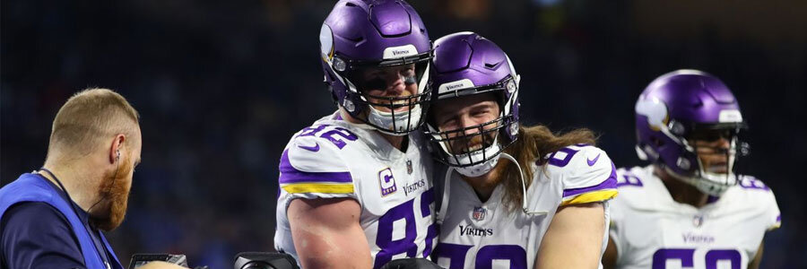 Are the Vikings a safe bet for NFL Week 17?