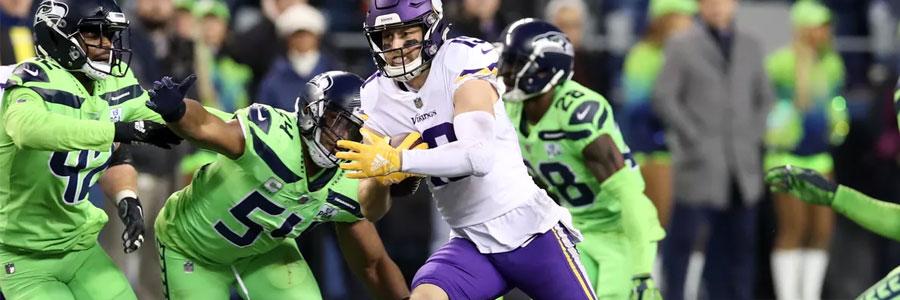 Vikings vs Seahawks 2019 NFL Week 13 Lines, Analysis & Prediction