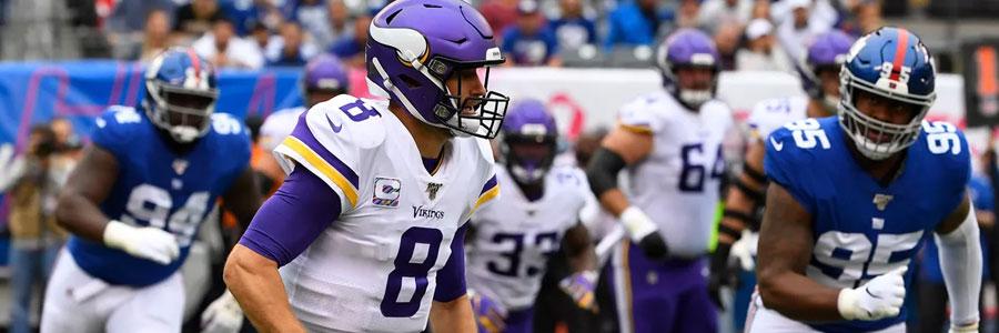 Eagles vs Vikings 2019 NFL Week 6 Lines, Game Analysis & Prediction