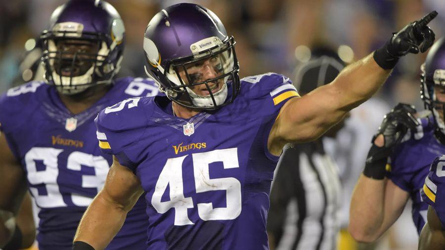 The Vikings will head to Atlanta tonight to face the Falcons.