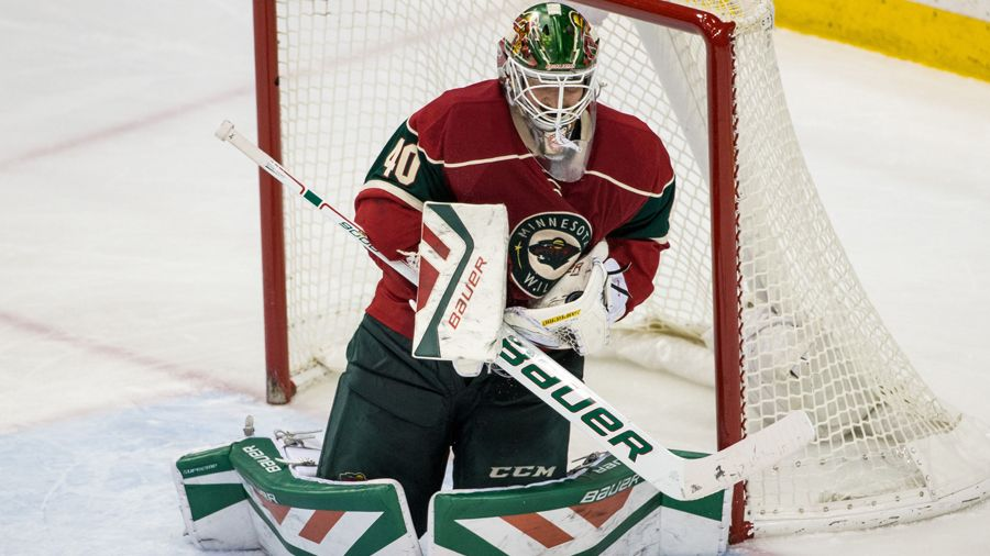 The Wild will face off against the Coyotes.