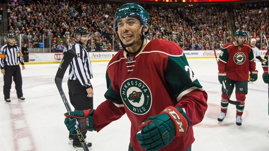 The Wild will play against the Avalanche.
