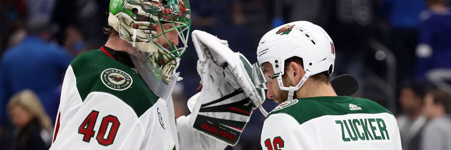 Are the Wild a safe NHL betting pick on Thursday?