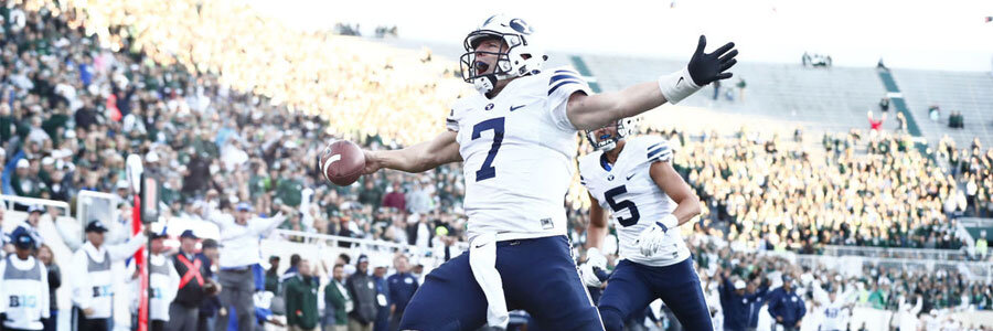 Mississippi State at BYU Free Pick & Lines