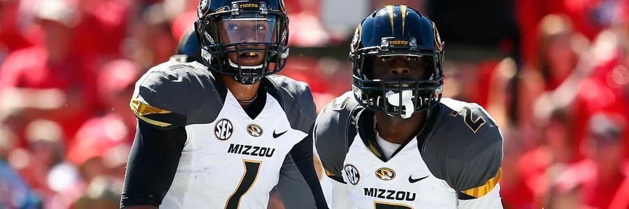 Florida vs Missouri 2019 College Football Week 12 Odds & Game Info