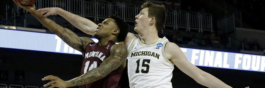Montana vs Michigan March Madness Odds / Live Stream / TV Channel, Date / Time & Preview