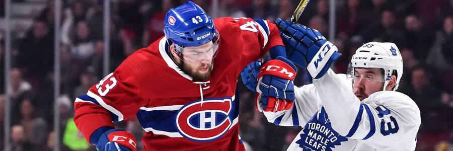 Canadiens vs Predators NHL Betting Lines & Game Preview