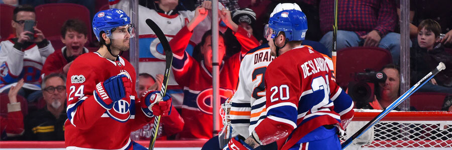 Is Montreal a safe bet this week in the NHL?