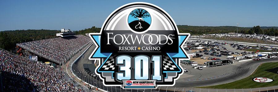 2019 Foxwoods Resort Casino 301 Odds, Predictions & Picks