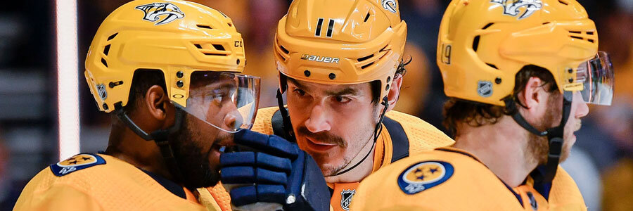 Are the Predators a secure bet on Thursday night?