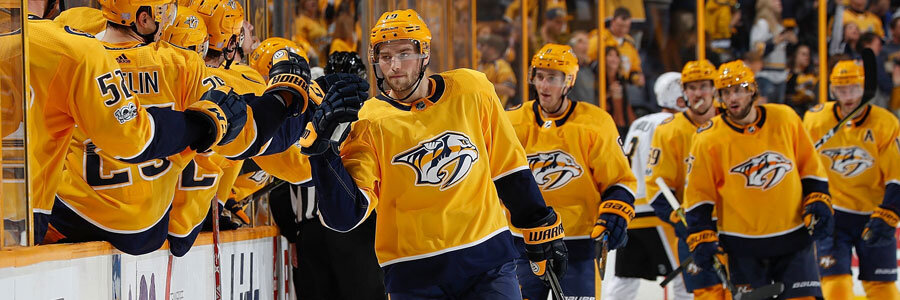 Are the Predators a safe NHL betting pick for Wednesday night?