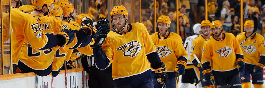 Predators vs Jets NHL Odds, Preview & Prediction