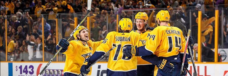 Predators vs Stars 2019 Stanley Cup Playoffs Odds & Pick for Game 4