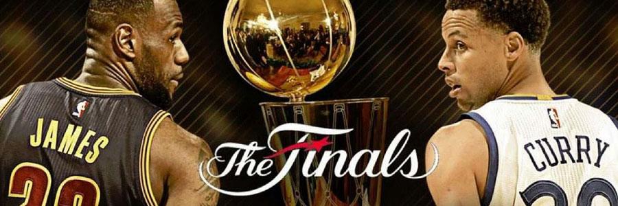 2018 NBA Finals Odds, Game Times & TV Schedule