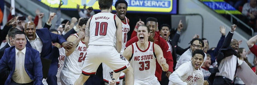 Are the Wolfpack a safe betting pick vs Virginia in the NCAAB odds?
