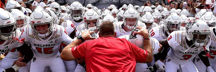 NC State at Syracuse 2018 NCAA Football Week 9 Odds & Pick