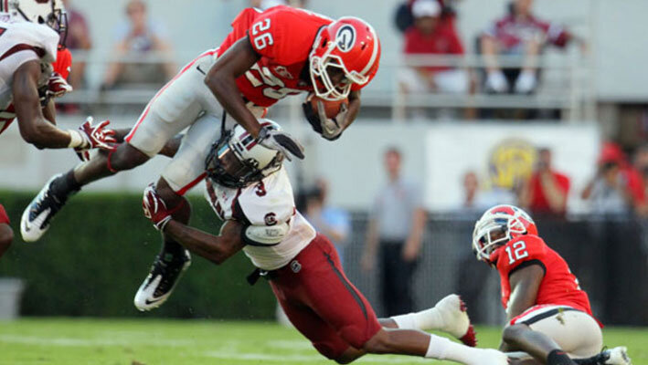 ncaaf-betting-Georgia-Bulldogs-2015