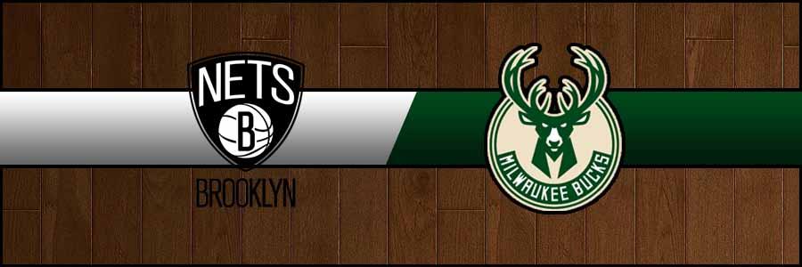 Nets vs Bucks Result Basketball Score