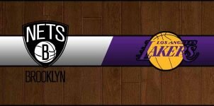 Nets vs Lakers Result Basketball Score