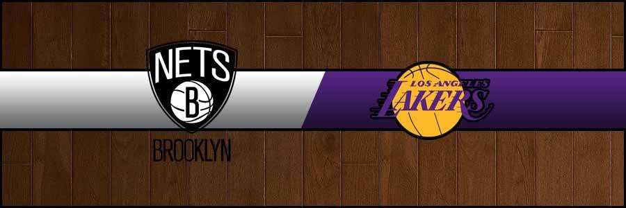 Nets vs Lakers Result Basketball Score
