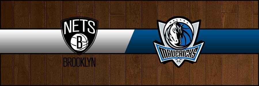 Nets vs Mavericks Result Basketball Score