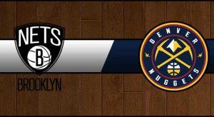 Nets vs Nuggets Result Basketball Score