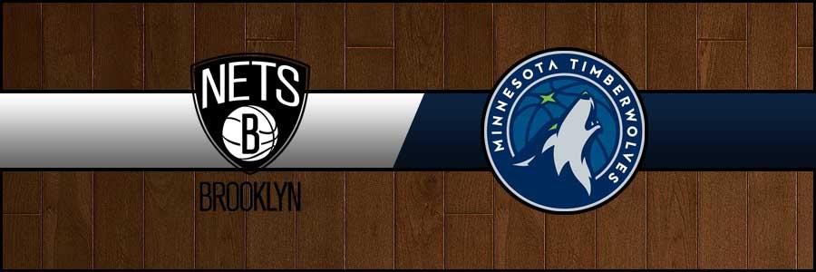 Nets vs Timberwolves Result Basketball Score