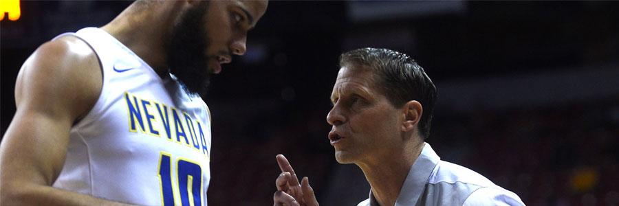 Nevada vs. Texas NCAA Basketball Odds & First Round Game Info