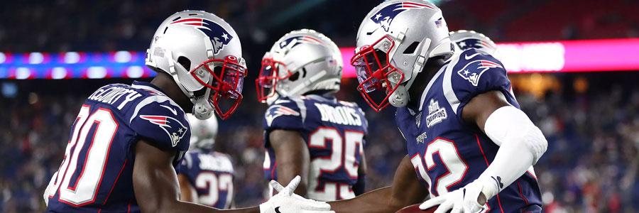 Browns vs Patriots 2019 NFL Week 8 Spread, Game Info & Expert Pick