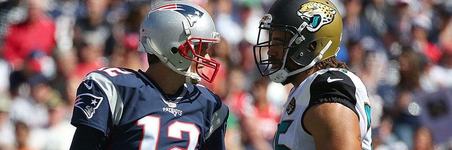 Jaguars at Patriots AFC Championship Odds & Expert Pick