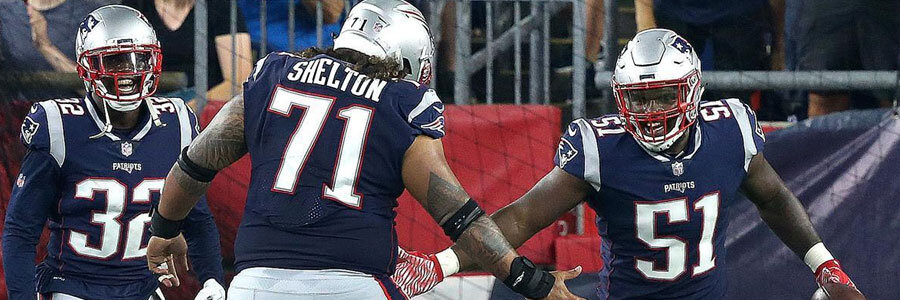 Are the Patriots a safe bet for NFL Week 1?