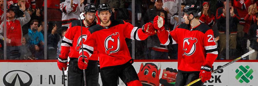 Devils at Capitals NHL Odds & Game Prediction