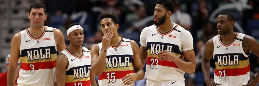 Pelicans vs Trail Blazers NBA Lines & Betting Prediction
