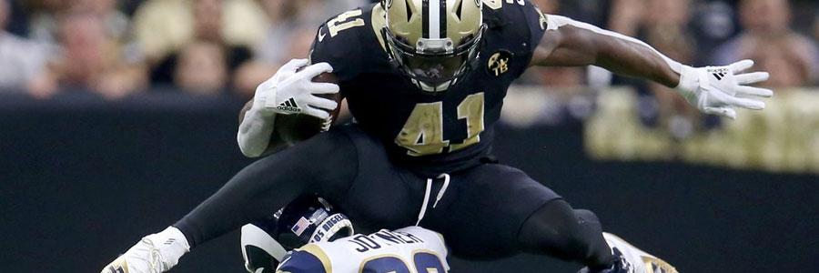 NFL Week 10 Parlay Picks