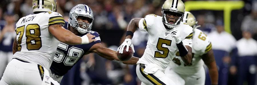 Buccaneers vs Saints 2019 NFL Week 5 Odds, Preview & Prediction