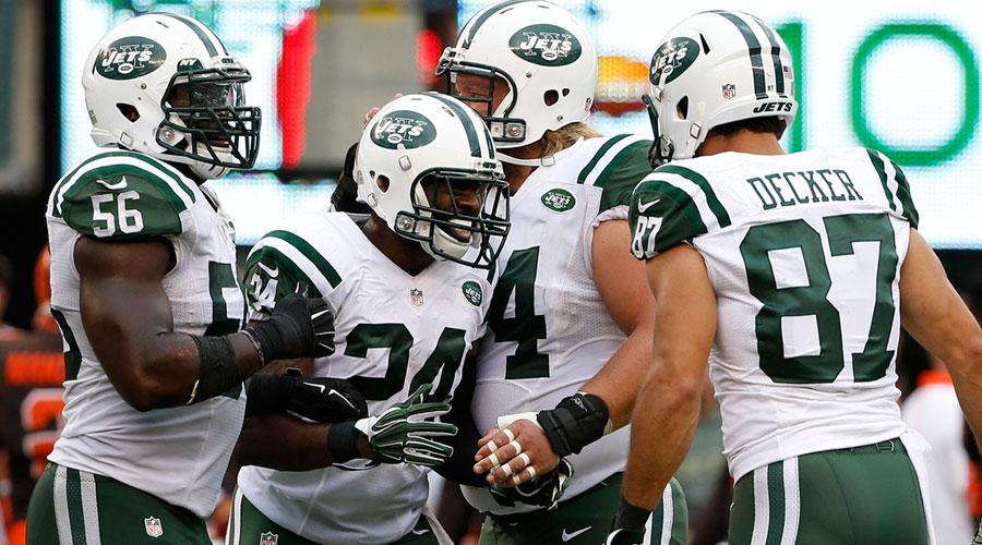 New York Jets Darrelle Revis