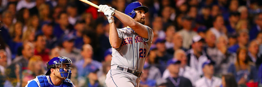 MLB Betting Profile on the Mets' Daniel Murphy