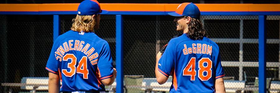 New York Mets at Miami Marlines MLB Lines Prediction