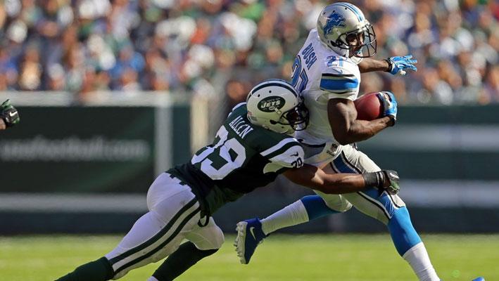 Lions vs Jets