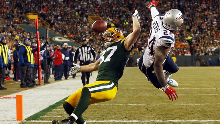 Packers vs Patriots