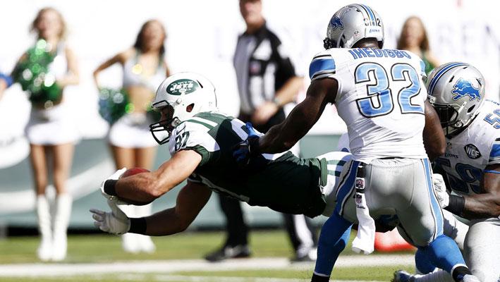 Jets vs Lions