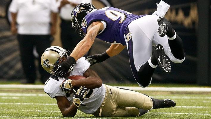 Ravens vs Saints