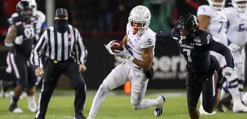 No. 24 Tulsa vs. Mississippi State : Armed Forces Bowl Odds