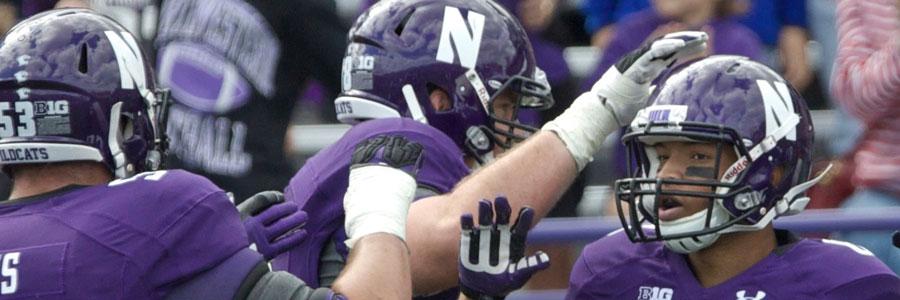 Northwestern Wildcats2019 College Football Season Betting Guide