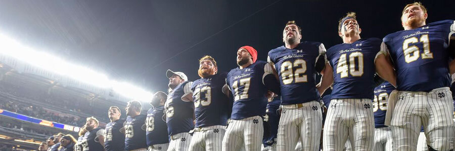 3 Reasons to Bet Against Notre Dame in Playoffs