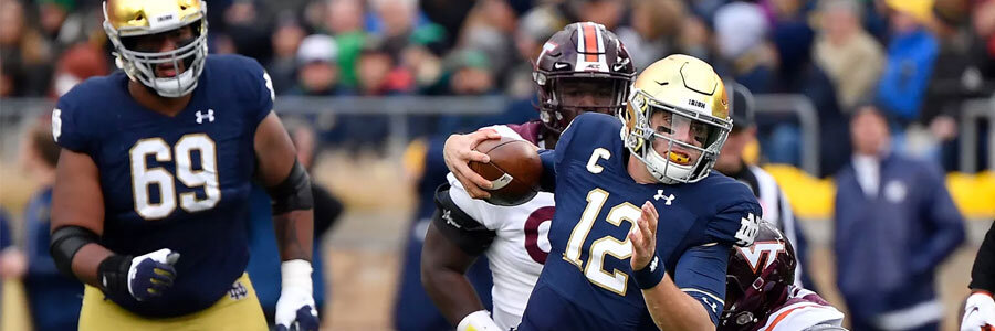 Notre Dame vs Duke 2019 College Football Week 11 Lines & Prediction