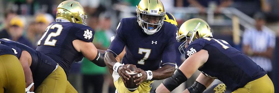 Is Notre Dame a safe bet NCAA Football Week 3?