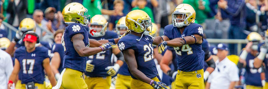 Notre Dame at Wake Forest NCAA Football Week 4 Spread & Analysis