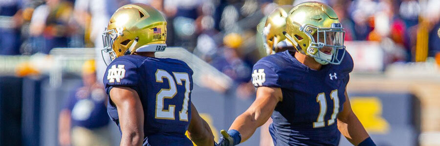 Is Notre Dame a safe bet for NCAA Football Week 5?